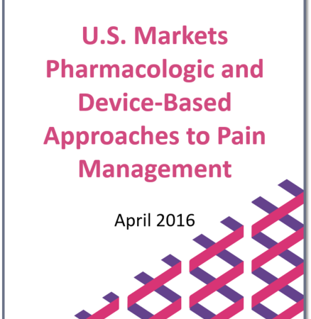 U.S. Markets for Pharmacologic and Device-Based Approaches to Pain Management Image