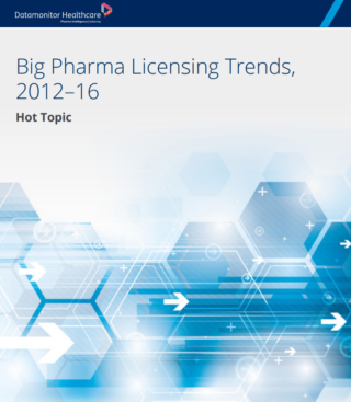 Big Pharma Licensing Trends, 2012–16