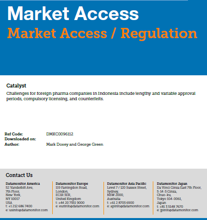 Market Access Archives | Page 6 of 7 | Report Store | Pharma