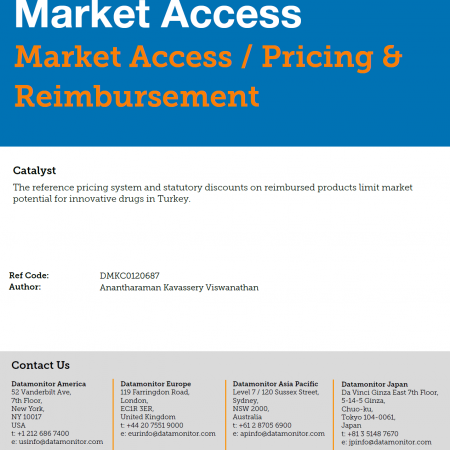 turkey-pricing-and-reimbursement