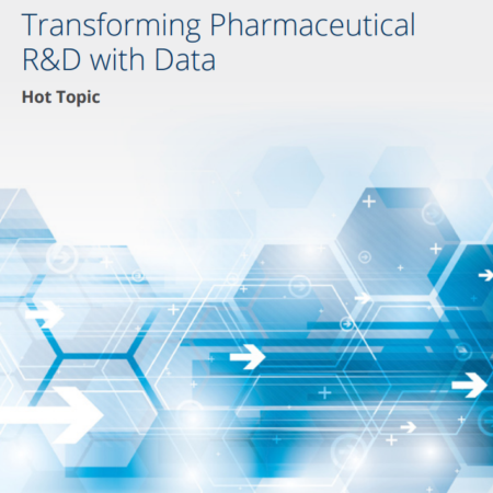 Transforming Pharmaceutical R&D with Data