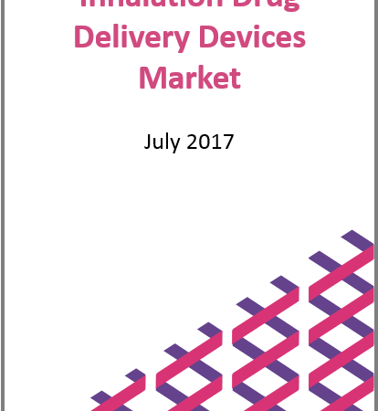 Inhalation Drug Delivery Devices Market, July 2017