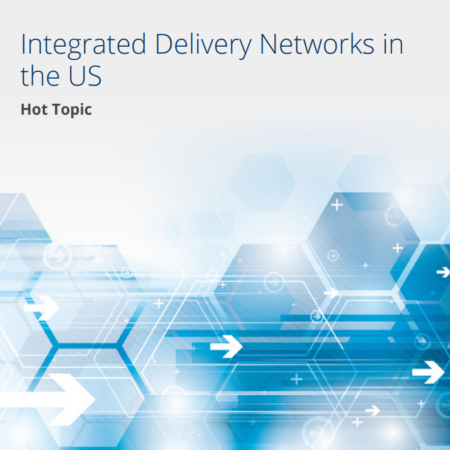 Integrated Delivery Networks in US cover