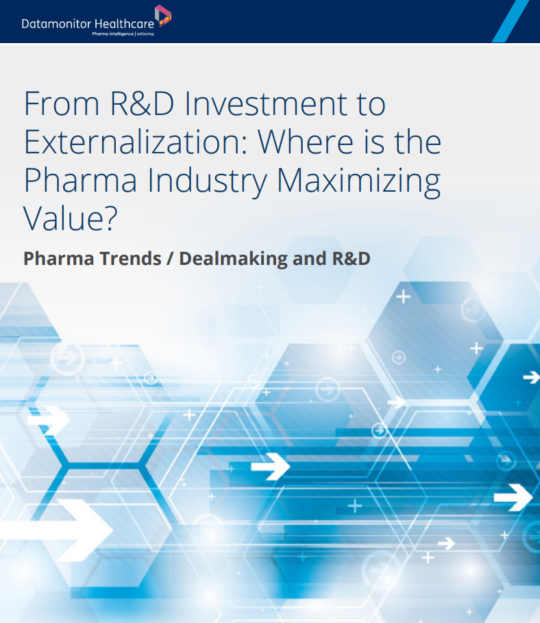 From R&D Investment to Externalization: Where is the Pharma Industry Maximizing Value?