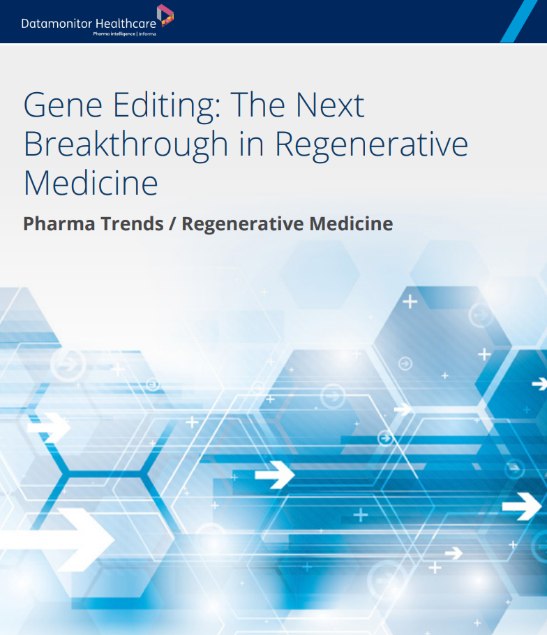 Gene Editing: The Next Breakthrough in Regenerative Medicine