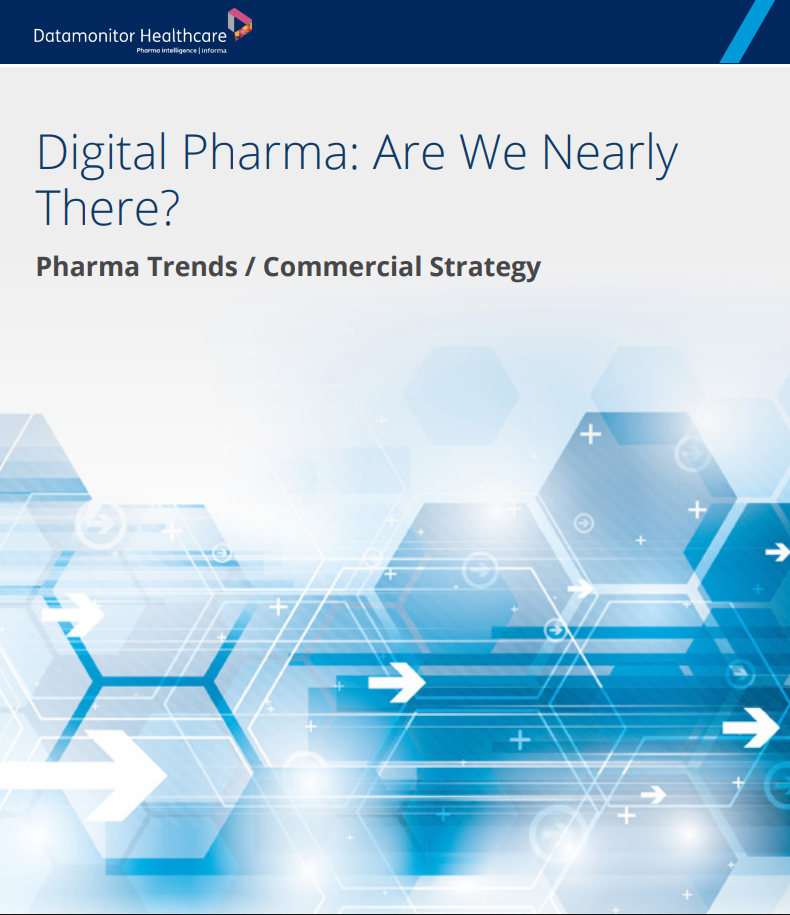 Digital Pharma: Are We Nearly There?