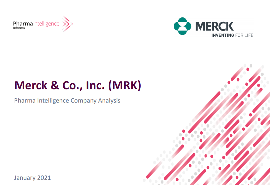 Company Analysis: Merck & Co